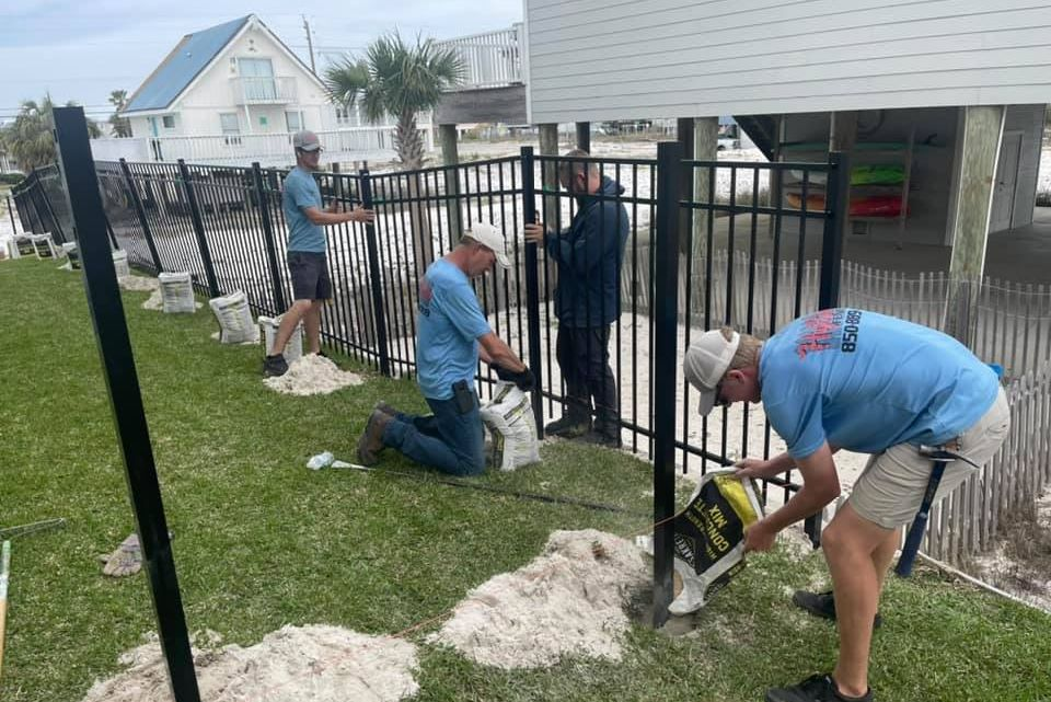 Pace Florida Fence Company: Meet High Steele Fencing