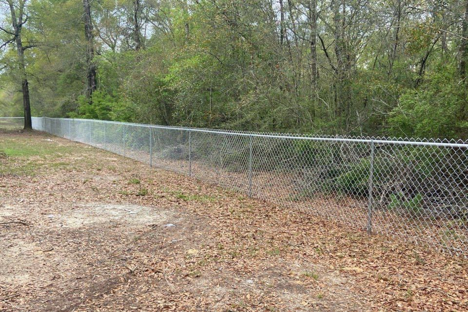 Chain Link Fences in Pace Florida: The Basics